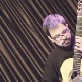 جلوگیری از فشار بیش از حد دست چپ در نواختن گیتار کلاسیک 24