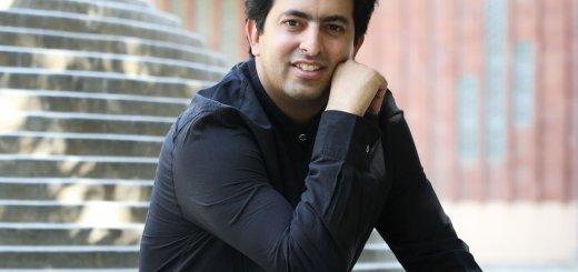 گفتگو با میلاد عمرانلو رهبر گروه آوازی تهران 3