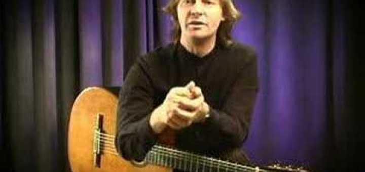 توصیههای دیوید راسل به گیتاریستها (۲) 1