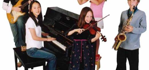 چه سنی برای شروع درسهای موسیقی مناسب است؟ 5