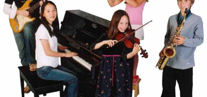 چه سنی برای شروع درسهای موسیقی مناسب است؟ 7