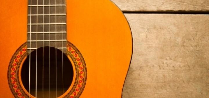 ویدیوی آموزشی گیتار کلاسیک 4