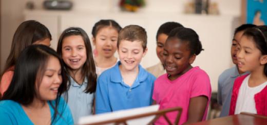 آموزش خواندن موسیقی به کودکان 1