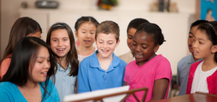 آموزش خواندن موسیقی به کودکان 6