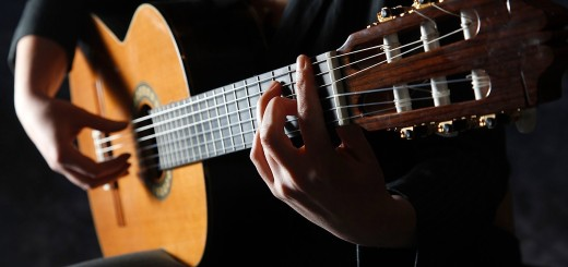 ویدیوی آموزشی: ملودی مشهور برای گیتار (۱) 3