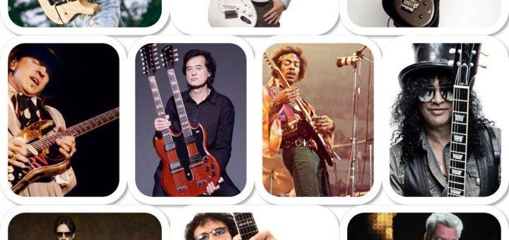 ده نوازندهی برتر گیتار الکتریک همه دورانها 1