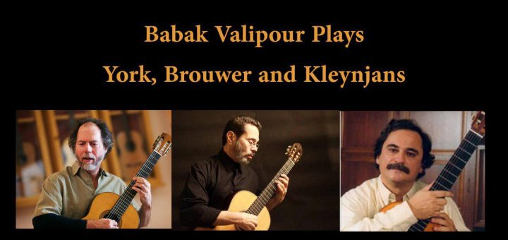 Babak Valipour Solo Performances- Part One 1