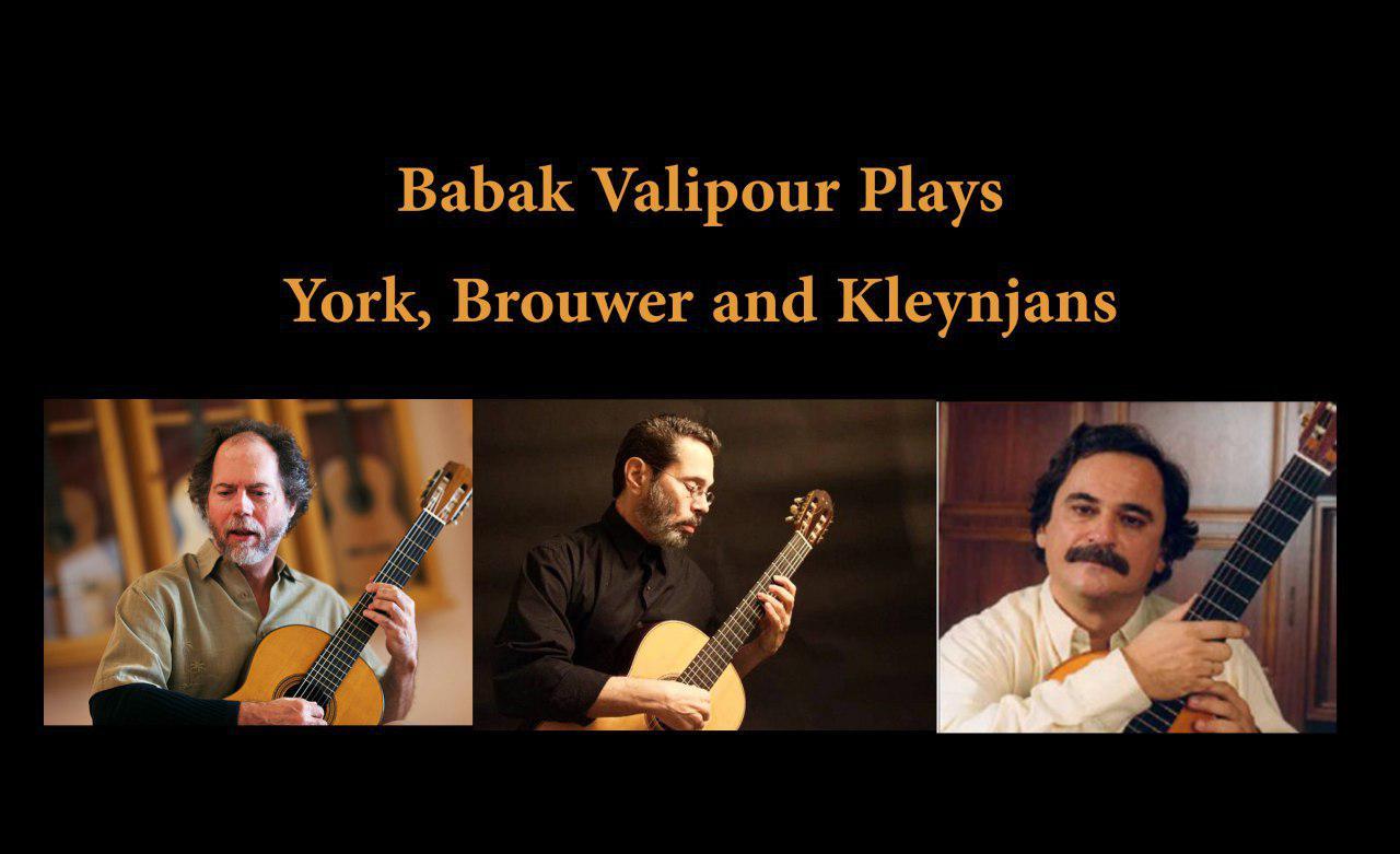 Babak Valipour Solo Performances- Part One 1