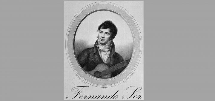 فرناندو سور به روایت فرهنگ موسیقی Grove 1