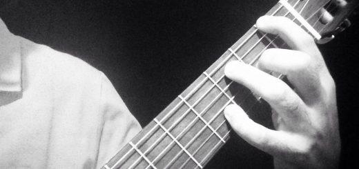 آکوردها و ریتمنوازی در گیتار کلاسیک (۱) 2
