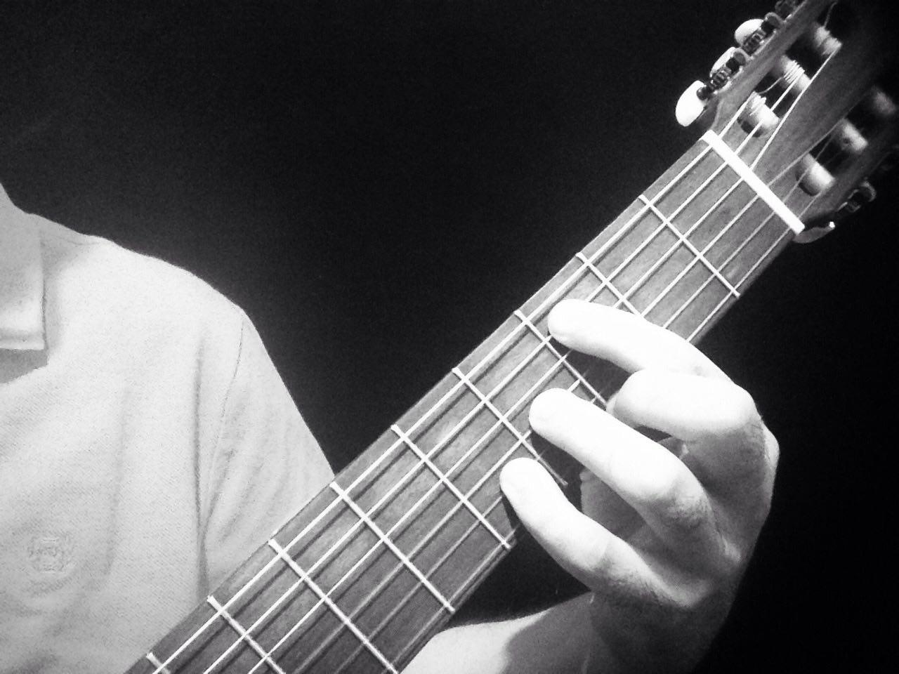 آکوردها و ریتمنوازی در گیتار کلاسیک (۱) 1