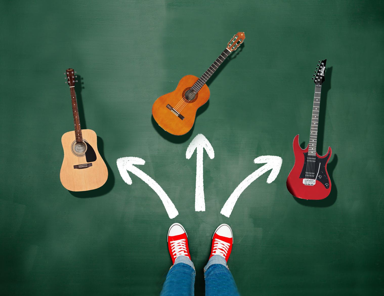 مختصری دربارۀ گیتار کلاسیک 1