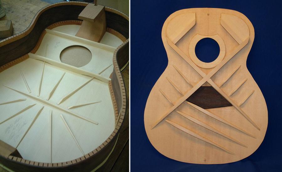 گیتار آکوستیک با سیمهای فلزی چه تفاوتی با گیتار کلاسیک یا فلامنکو دارد؟ 1