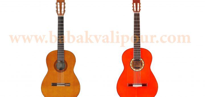 گیتار کلاسیک چه تفاوتی با گیتار فلامنکو دارد؟ 8