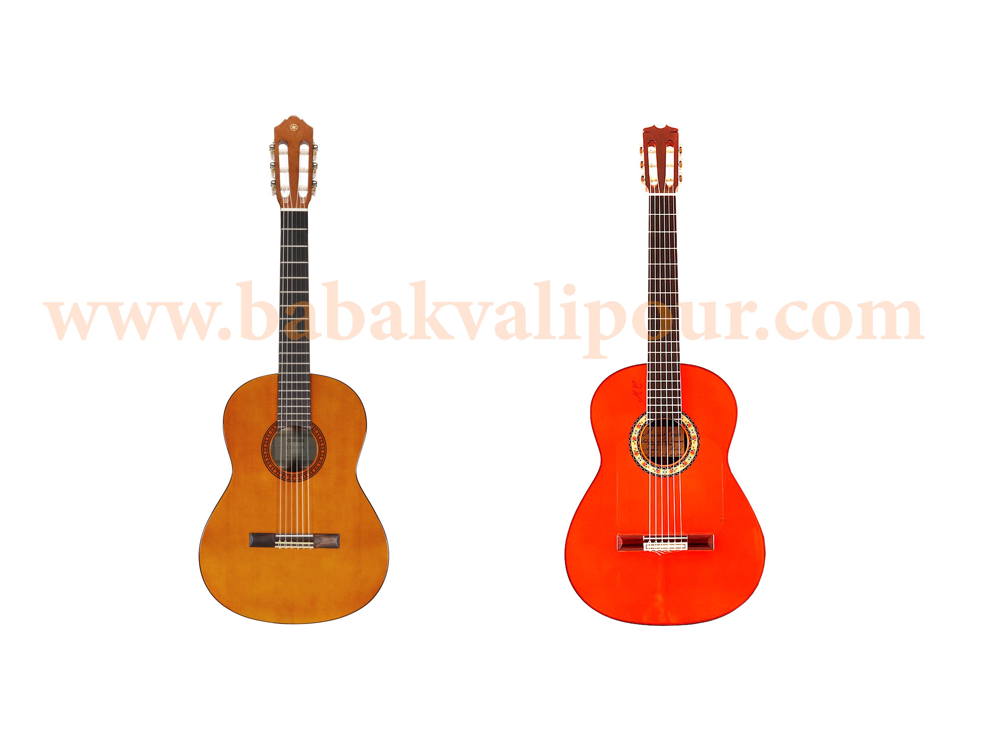 گیتار کلاسیک چه تفاوتی با گیتار فلامنکو دارد؟ 1
