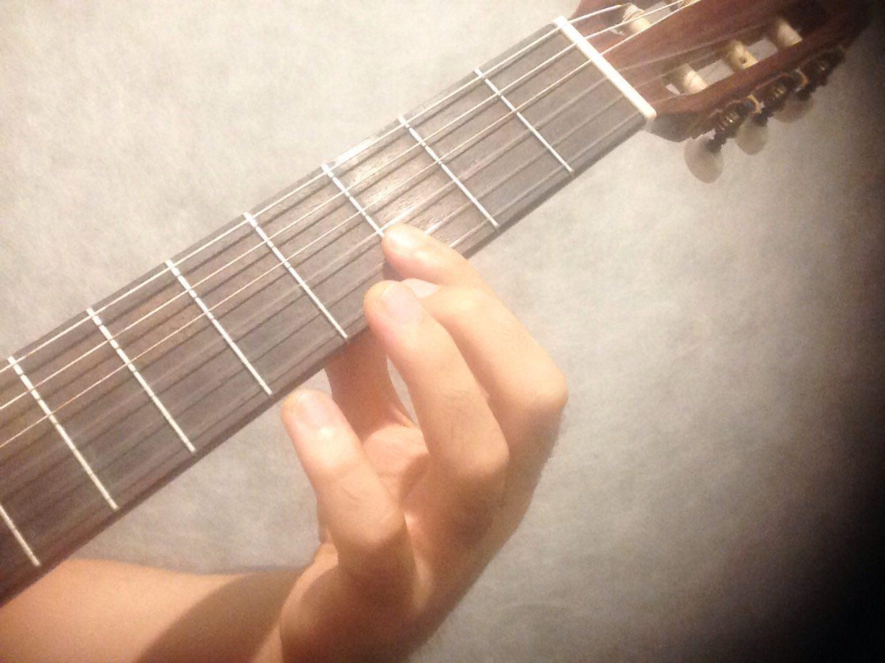 ایدههایی پیرامون باره گیری در گیتار کلاسیک 1