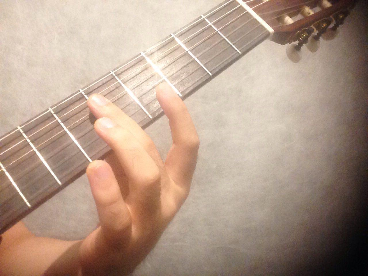 ایدههایی پیرامون باره گیری در گیتار کلاسیک 2