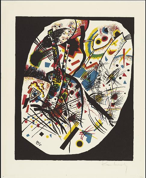 نقشکردن موسیقی: تاثیرات موسیقی بر نقاشی مدرن 1