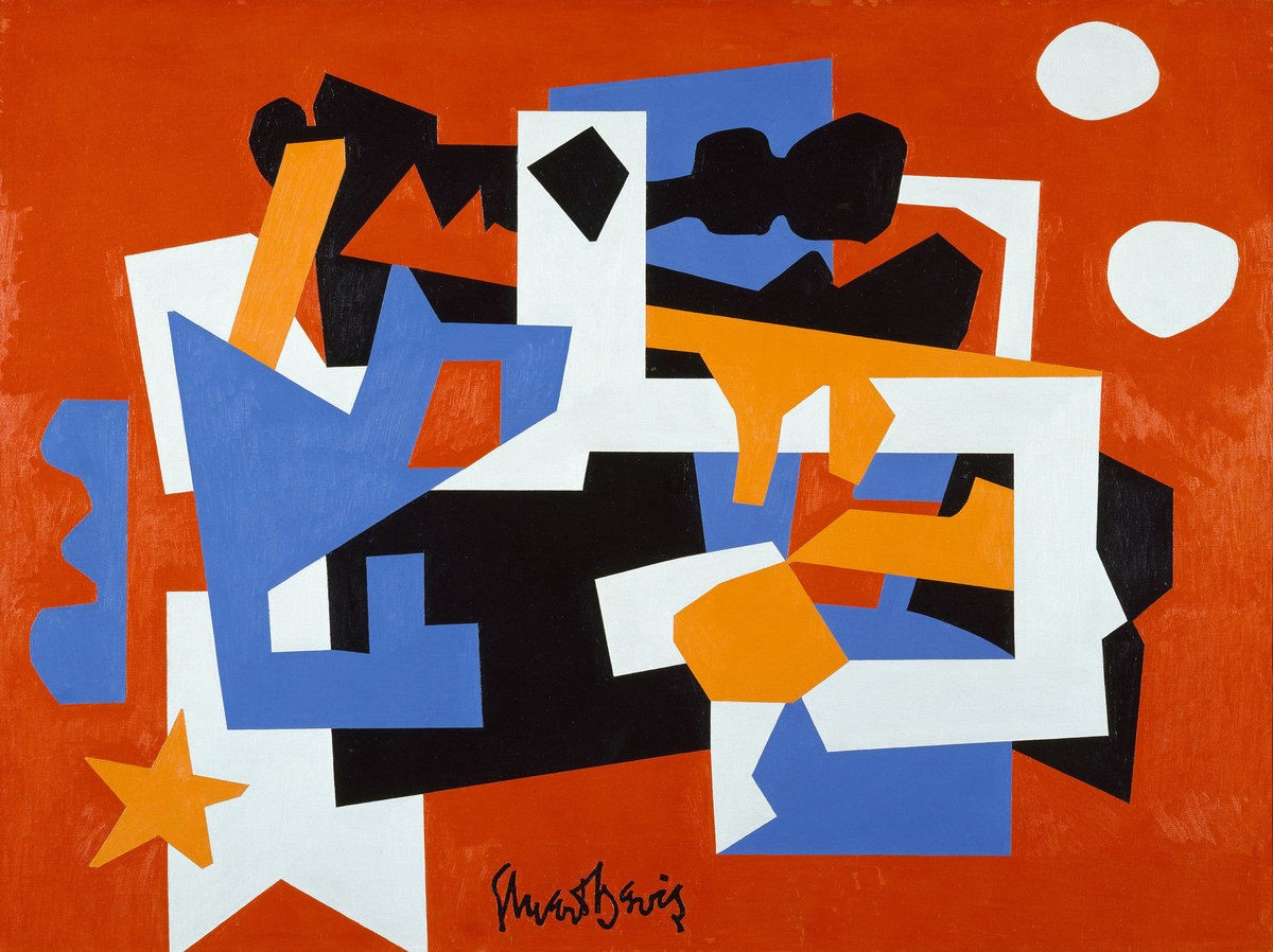 نقشکردن موسیقی: تاثیرات موسیقی بر نقاشی مدرن 11