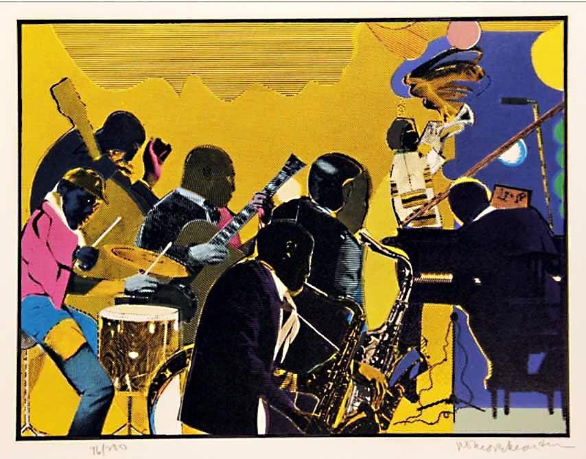 نقشکردن موسیقی: تاثیرات موسیقی بر نقاشی مدرن 12