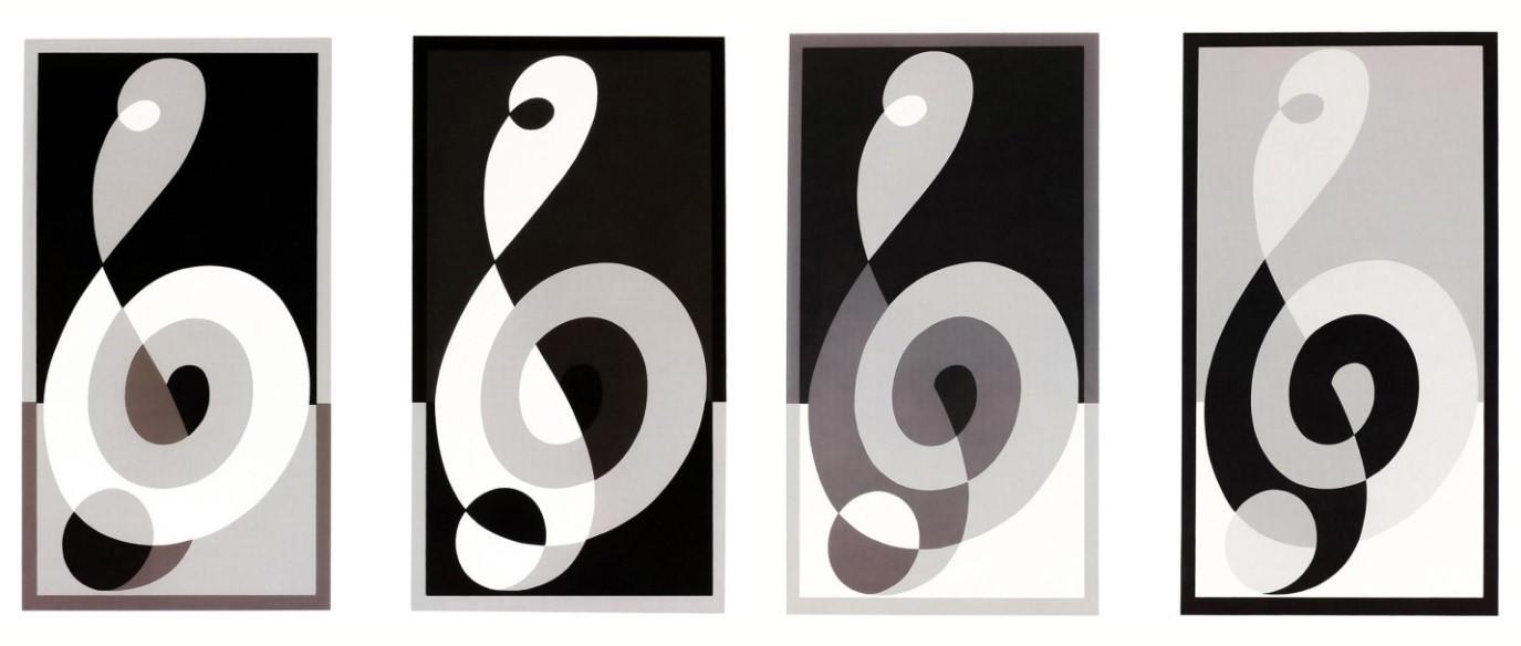 نقشکردن موسیقی: تاثیرات موسیقی بر نقاشی مدرن 3