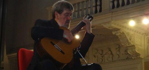 اسکار گیلیا، مدرس مشهور گیتار کلاسیک 3