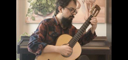 تکنوازی گیتار کلاسیک 13